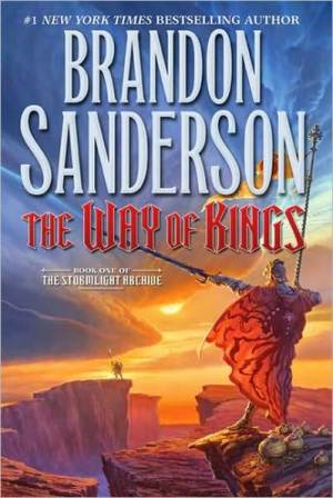 fantasy books Brandon Sanderson's The Way of Kings